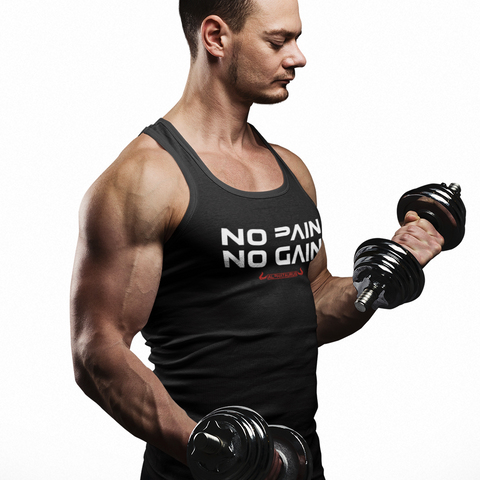No Pain, No Gain - Tanktop