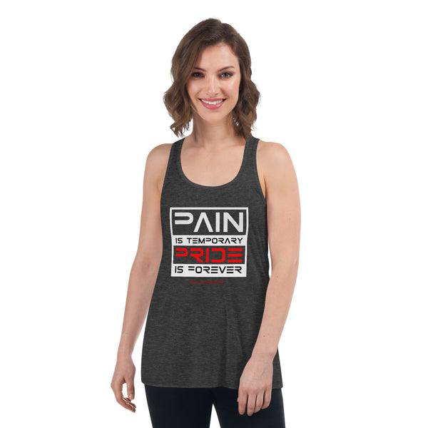 Pain Is Temporary, Pride Is Forever - Tanktop