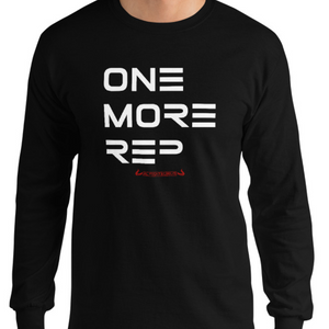 One More Rep - Longsleeve