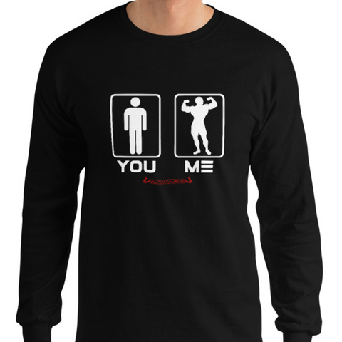 You - Me - Longsleeve