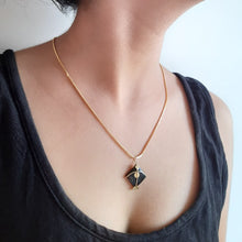 Load image into Gallery viewer, PATANG Black Onyx Pendant