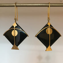 Load image into Gallery viewer, PATANG Small Black Onyx