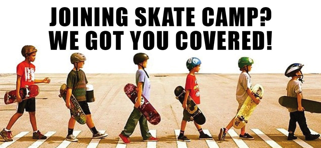 b9e2dfc3118 Skateboard Camp and Lessons