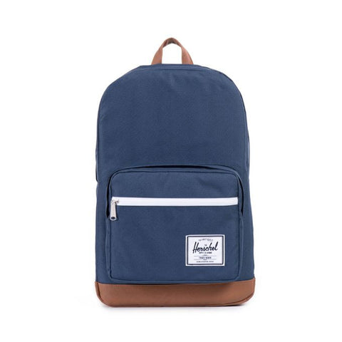 HERSCHEL POP QUIZ 600D POLY BACKPACK - NAVY