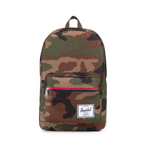 HERSCHEL POP QUIZ 600D POLY BACKPACK - CAMO