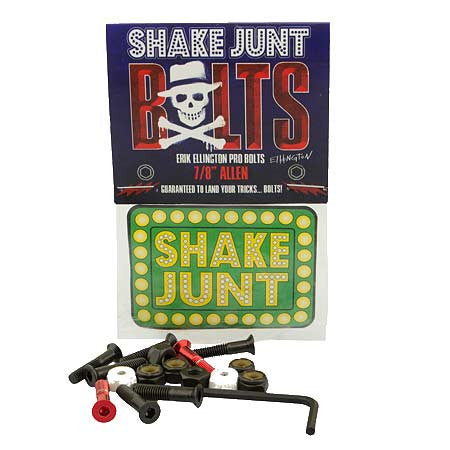 "SHAKE JUNT BOLTS ERIK ELLINGTON 7/8"" HARDWARE"