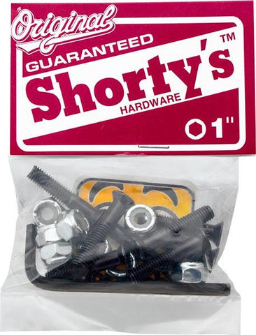 "SHORTY'S 1"" ALLEN HARDWARE"