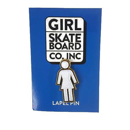 GIRL OG ENAMEL PIN