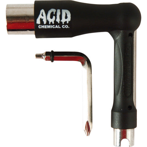 ACID CHEMICAL CO L SKATE TOOL - BLACK