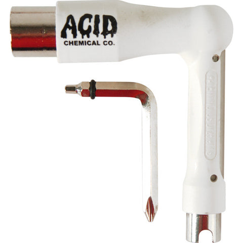 ACID CHEMICAL CO L SKATE TOOL - WHITE