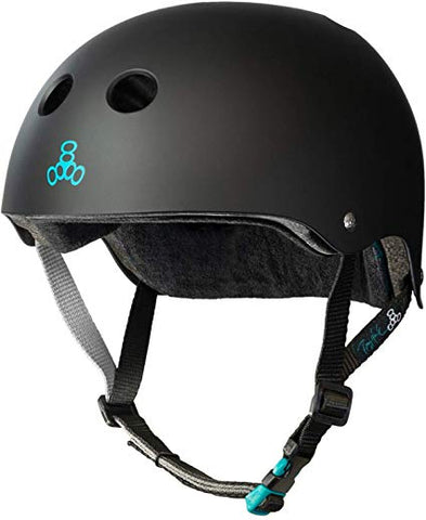 TRIPLE 8 SWEATSAVER CERTIFIED HELMET - TONY HAWK PRO MODEL