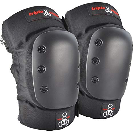 TRIPLE 8 KP22 KNEE PAD - BLACK