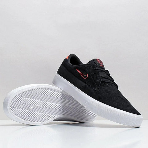 NIKE SB SHANE ONEILL SHOES - BLACK / BRIGHT CRIMSON