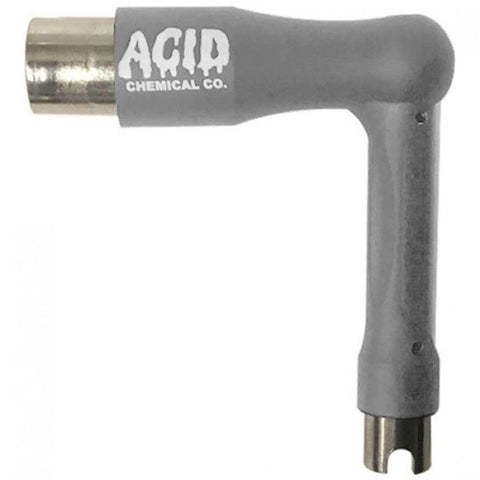 ACID CHEMICAL CO L SKATE TOOL - SILVER