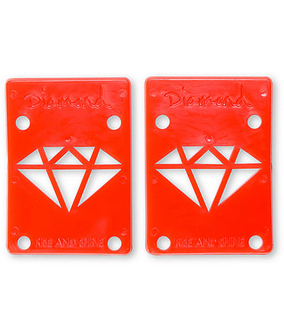 DIAMOND RISER PADS - ASSORTED COLOURS