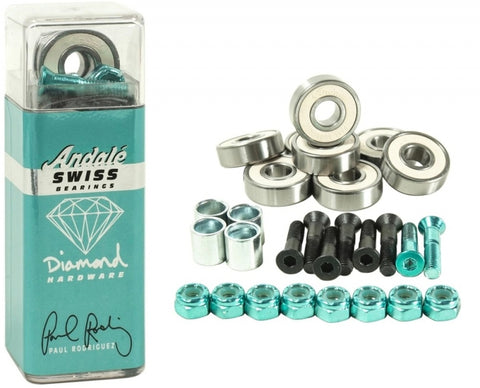 ANDALE  P.ROD DIAMOND HARDWARE / SWISS BEARINGS