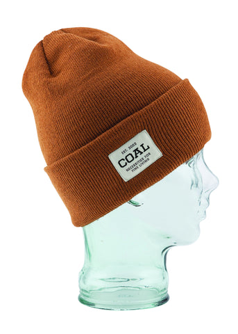 COAL BEANIE UNIFORM - BROWN