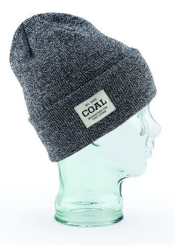 COAL BEANIE UNIFORM - BLACK MARL