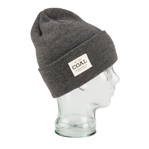 COAL BEANIE UNIFORM - CHARCOAL
