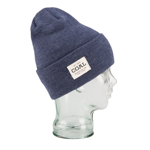 COAL BEANIE UNIFORM - HEATHER NAVY