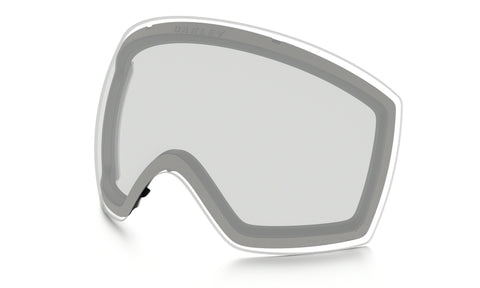 OAKLEY FLIGHT DECK XM GOGGLE LENSE - CLEAR