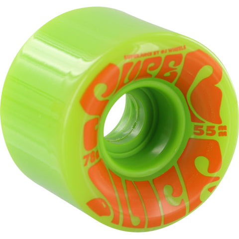 OJ MINI SUPER JUICE WHEELS - 55MM 78A - GREEN