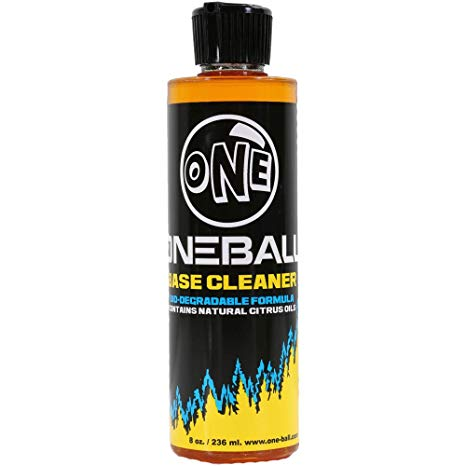 ONEBALL BASE CLEANER 8 OZ