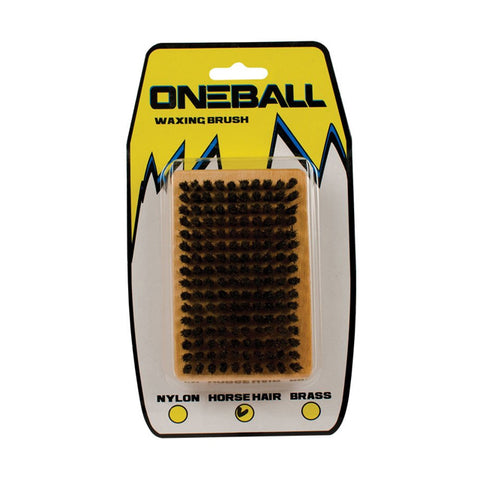 ONEBALL BRUSH - HORSE HAIR