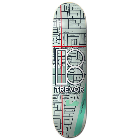 PLAN B MCCLUNG NEIGHBOURS DECK - 8.0""