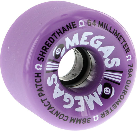 SECTOR 9 OMEGA WHEEL - 64MM 78A PURPLE