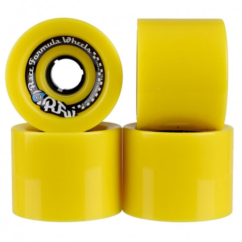 SECTOR 9 RACE FORMUAL WHEEL - 74MM 78A YELLOW