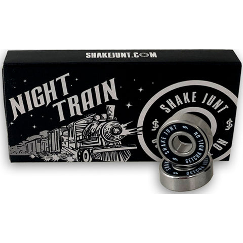 SHAKE JUNT NIGHT TRAIN ABEC 5 BEARINGS