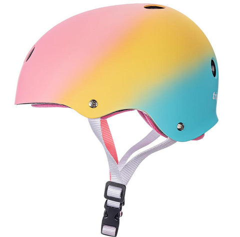 TRIPLE 8 SWEATSAVER HELMET - SHAVED ICE