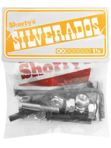 "SHORTY'S SILVERADO'S 1 1/8"" HARDWARE"
