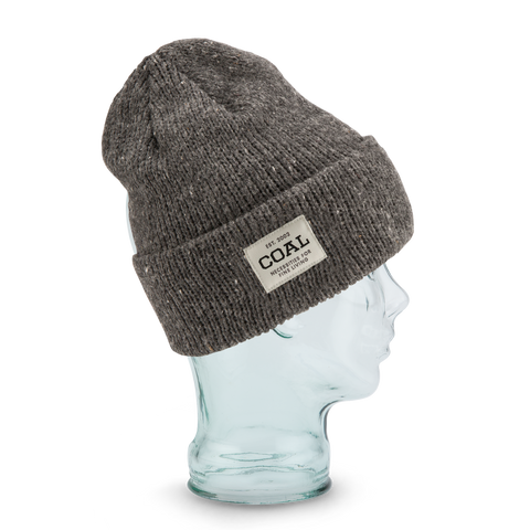 COAL BEANIE UNIFORM SE - CHARCOAL