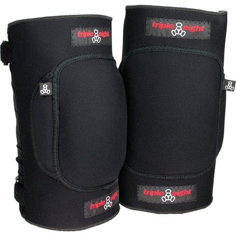 TRIPLE EIGHT UNDERCOVER SNOW KNEE PAD - BLACK