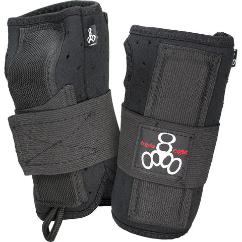 TRIPLE EIGHT UNDERCOVER SNOW WRISTGUARD - BLACK