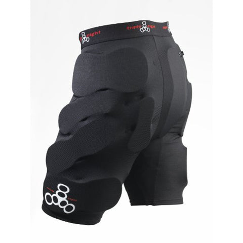 TRIPLE EIGHT BUMSAVER SNOW PROTECTION - BLACK