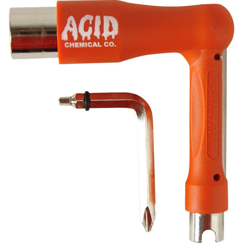 ACID CHEMICAL CO L SKATE TOOL - ORANGE