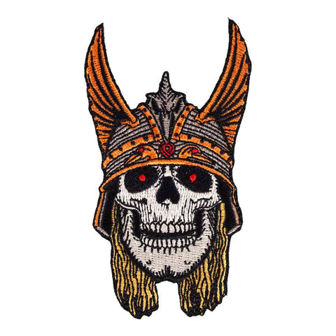 POWELL PERALTA ANDERSON SKULL PATCH - SMALL
