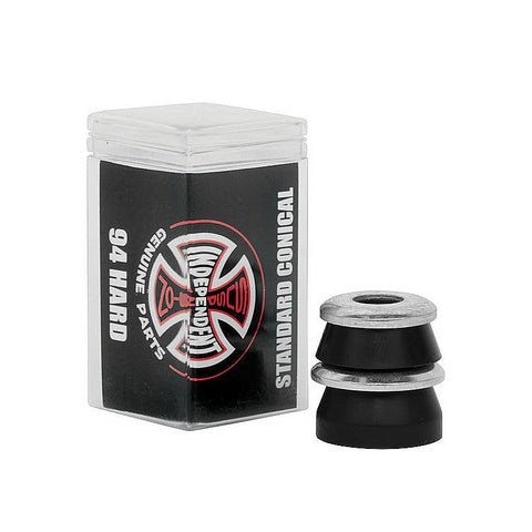 INDEPENDENT TRUCKS BUSHINGS - 94 HARD CONICAL BLACK