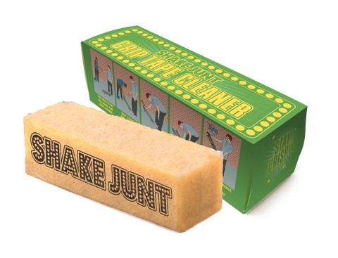SHAKE JUNT GRIP TAPE CLEANER
