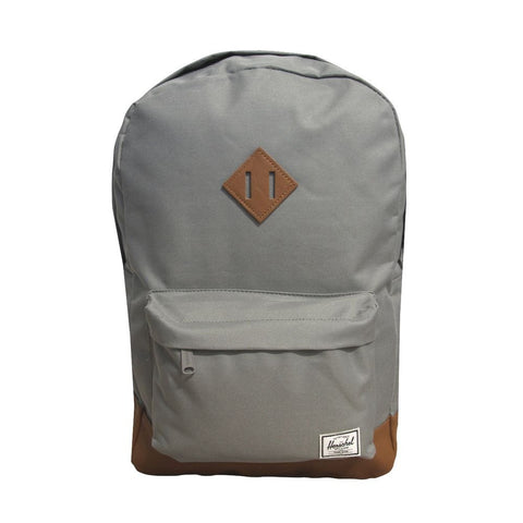 HERSCHEL HERITAGE 600D POLY BACKPACK - GREY