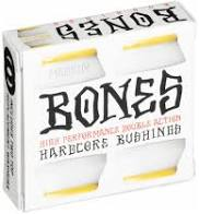 BONES HARDCORE BUSHINGS - MEDIUM WHITE/YELLOW