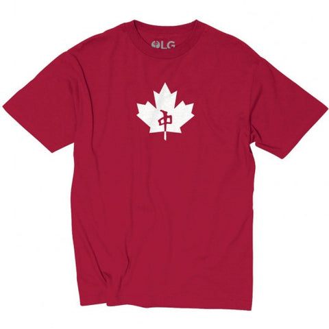 RDS CANADA DAZE T-SHIRT - RED