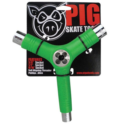 PIG TOOL - GREEN