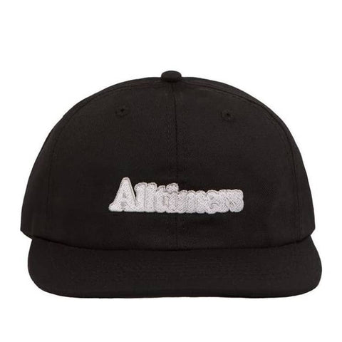 ALLTIMERS BROADWAY CAP - BLACK