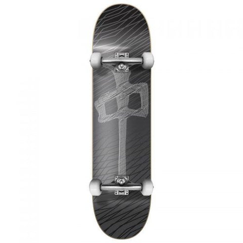 RDS COMPLETE SKATEBOARD LINE CHUNG  - 8''