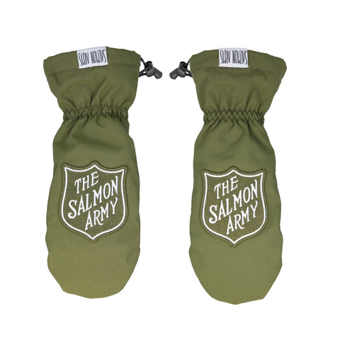 SALMON ARMS CLASSIC MITTS - SALMON ARMY