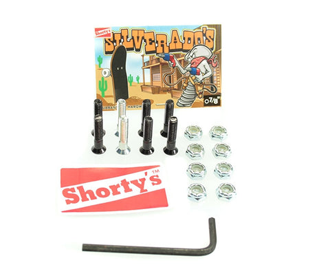 "SHORTY'S SILVERADO'S 7/8"" PHILLIPS HARDWARE"